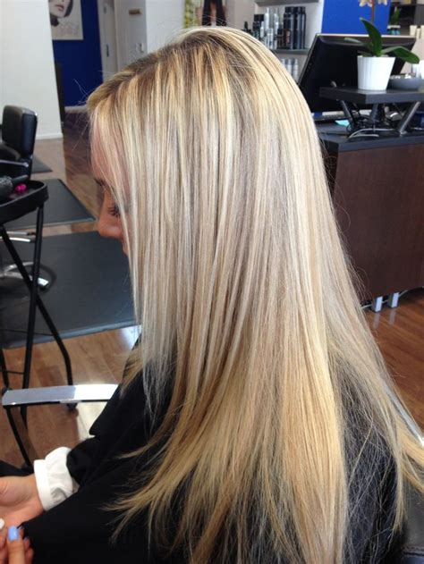 blonde highlights with ash base 1000 images about hair on pinterest dark blonde medium