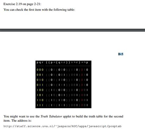 truth table worksheet pdf truth table exercises with answers pdf brokeasshome com