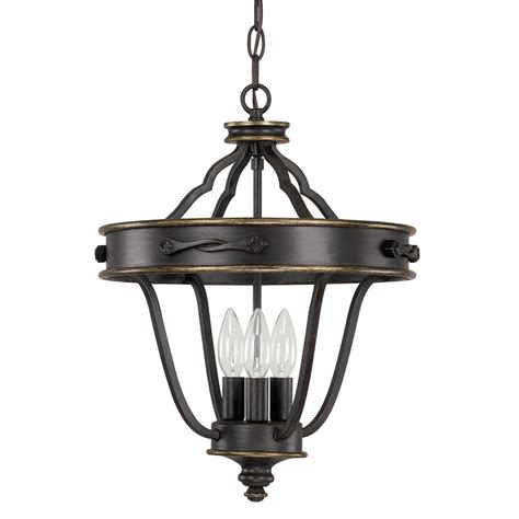 Foyer Pendant Light Fixtures Wyatt Surrey Three Light Dual Mount Foyer Pendant Capital Lighting Fixture Company Bell Ur