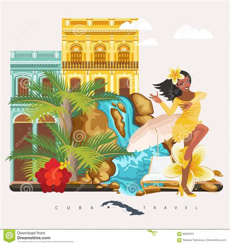 cuba travel guide cuba libre let the cultural history of cuba guide you through the authentic soul of the country cuba best seller volume 3 books concepto colorido de la tarjeta viaje de cuba cartel