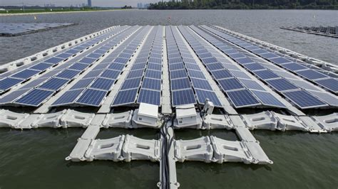 Abb Solar Australia by Enernews Abb Presente En El Parque Solar Flotante De