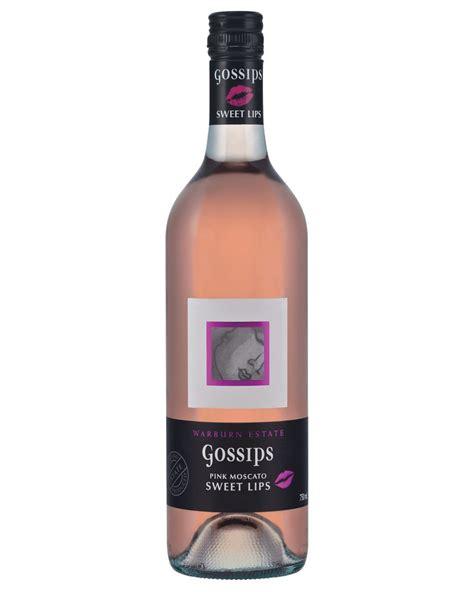 Skinaz Lip Sweet Wine gossips sweet pink moscato wine an accessories pink moscato wine and beverage