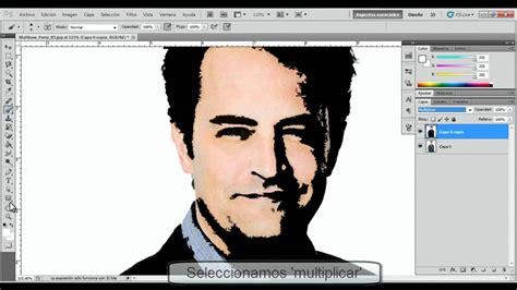 Tutorial Warhol Photoshop Cs5   tutorial c 243 mo hacer efecto andy warhol pop art con