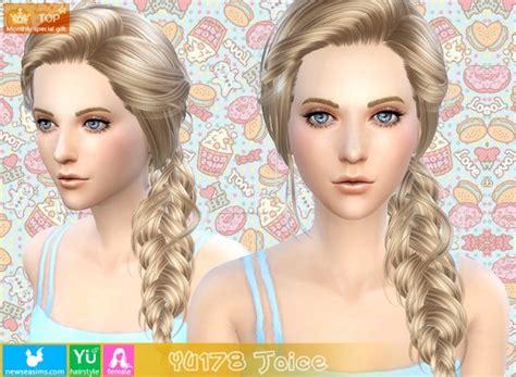 sims 4 custom content braids sims 4 hair cc braids newhairstylesformen2014 com