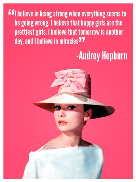 girl quotes about being strong audrey hepburn quote lenah caruana