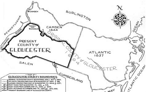 Gloucester County Records West Jersey History Project Records Of Gloucester County