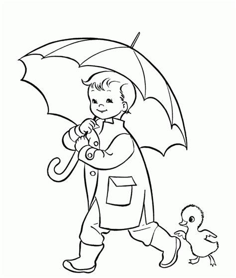 rainbow umbrella coloring page 171 funnycrafts umbrella coloring pages preschool umbrella day coloring