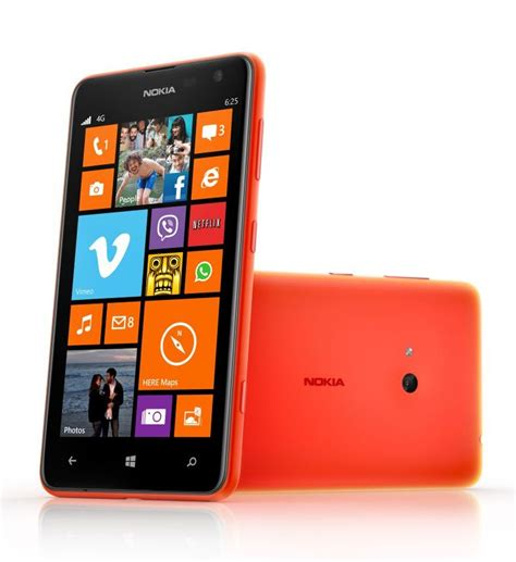 Nokia Lumia Lte nokia lumia 625 quality budget 4g phone but where s uk s budget 4g the register