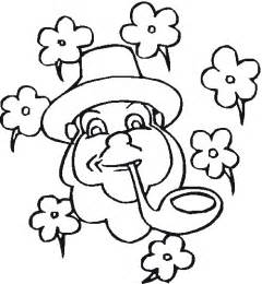 original color for st s day st s day coloring pages coloring ville