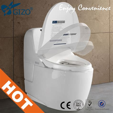 Automatic Toilet Washer High Quality Japanese Toilet Automatic Smart Toilet Buy