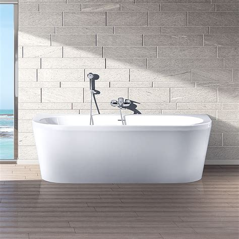 Freistehende Badewanne Bauhaus by Ottofond Freistehende Badewanne Siesta 180 X 79 Cm Acryl