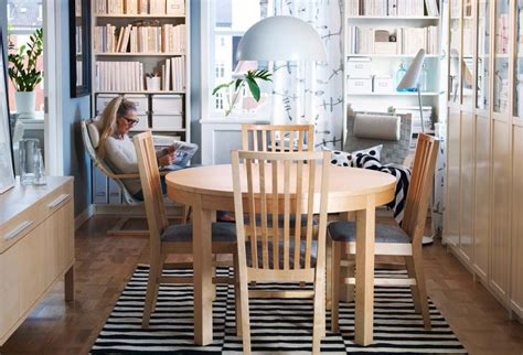 ikea dining room design ideas 2012 digsdigs - Ikea Chairs Dining Room
