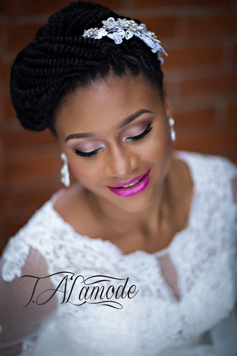nigerian wedding hairstyles pictures 2015 striking natural hair looks for the 2015 bride t alamode