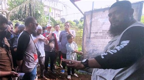 muslim biker indonesia gelar pelatihan menyembelih hewan