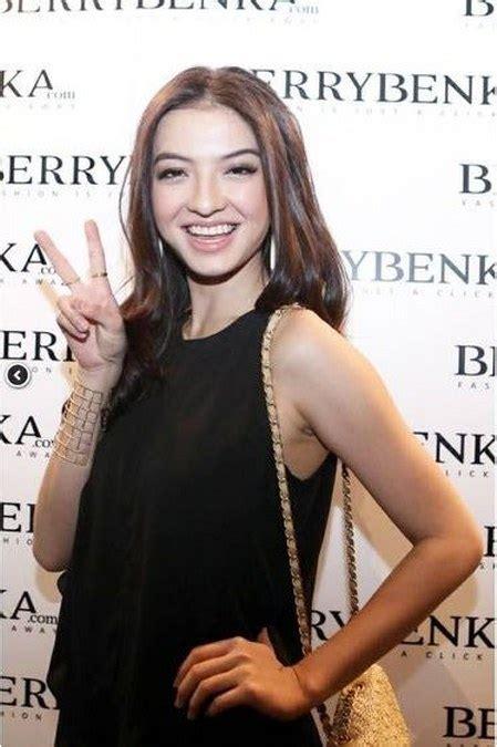 Dress Batik Raline 24 busana casual raline shah 6 ide model busana