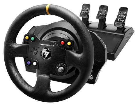 details and images for the thrustmaster vg tx racing wheel