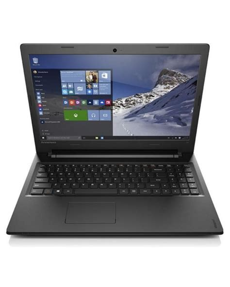 Laptop Lenovo Ram 4gb Amd lenovo ideapad 110 laptop amd e1 4gb ram 500gb hdd