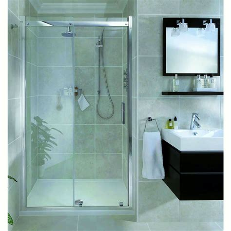 Recess Shower Door Aqata Spectra Sliding Shower Door Sp300 Recess Uk Bathrooms