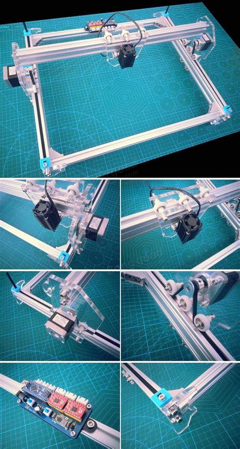 Jual Printer Laser A3 by Eleksmaker 174 Elekslaser A3 Pro 5500mw Laser Engraving