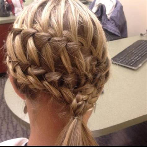 braid ball hairstyles cool braids cool hairstyles pinterest hair style