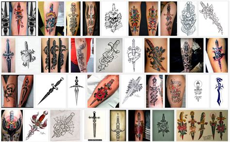 dagger tattoo meanings itattoodesigns com