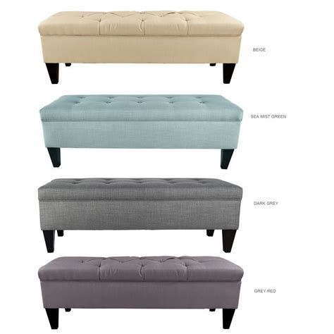 upholstered bench with storage 25 best ideas about upholstered storage bench on