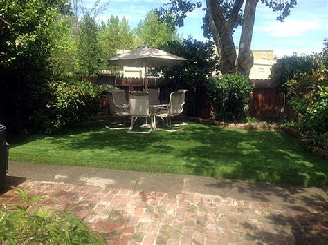 faux grass bayou vista texas lawn and landscape backyard