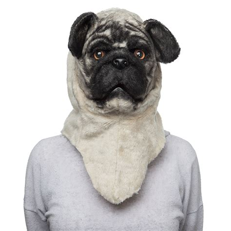 pug mask pug mask thinkgeek