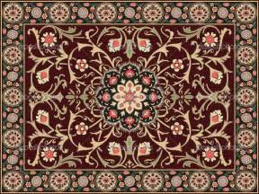 Carpet Designs Brown And Grey Graphic Floral Modern Carpet Designs For