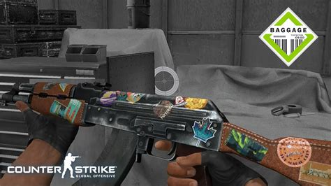 Jual Csgo Item Skin Baggage Ssg 08 Sand Dune Consumer Grade The Baggage Collection Cs Go All Skins Showcase