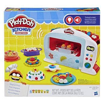 Play Doh Kitchen Creations Chef Set by The Best Baby And Toddler Toys Parenting