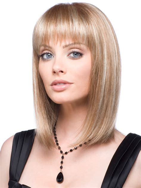 wigs for thinning hair that are not hot to wear 2015new women synthetic hair natural wigs none lace wigs