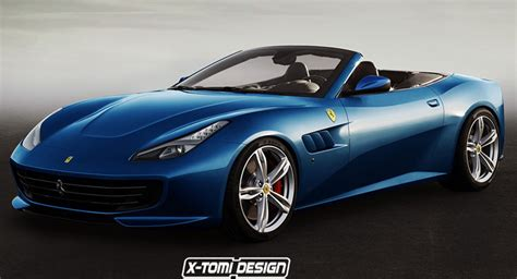 ff convertible carscoops gtc4lusso posts