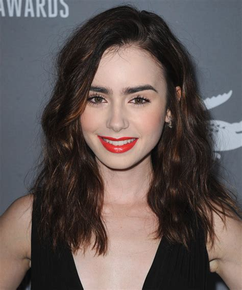 lizly hairstile lily collins hairstyles in 2018