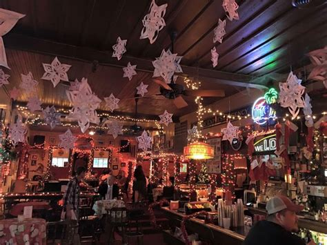 restaurant for christmas party restaurants get into the spirits eater