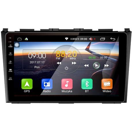 android gms gms an6cv8 honda crv multimedialna stacja 2din system android