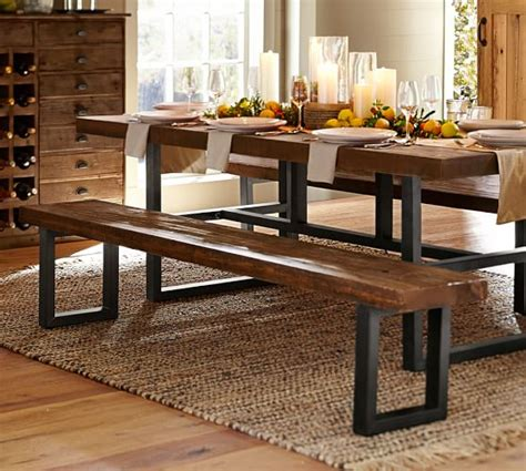 wood benches for dining tables griffin reclaimed wood dining table bench 3 piece dining