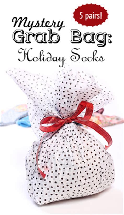 grab bag gift all ages grab bag gift set of 5 socks
