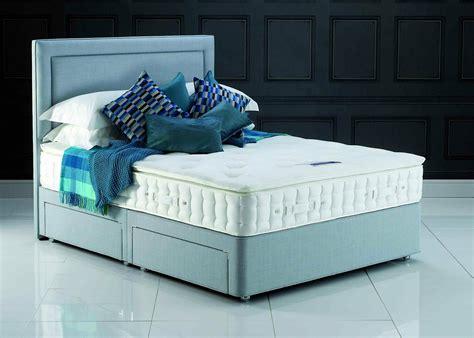 Mattress Inn Hill by Hypnos Beds Pillow Comfort Wool Divan Set From Tannahill