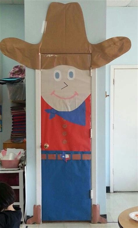 Cowboy Door Decorations by 17 Best Images About Cowboy Classroom Theme On