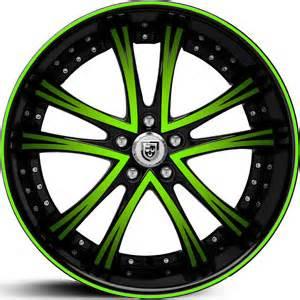 custom colored rims 30x8 5 lexani lss55 black w custom color rwd wheels and rims