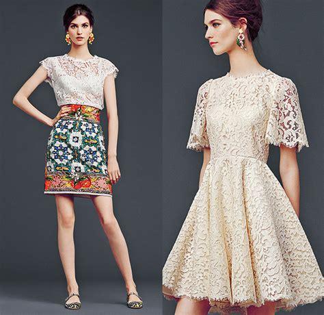 Harga Dress Dolce Gabbana dolce gabbana fashion shows summer