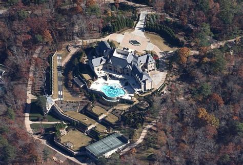 perry s atlanta mega estate now visible in