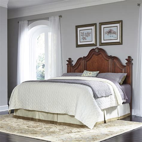 Home Styles Santiago King California King Headboard Santiago Bed Frame