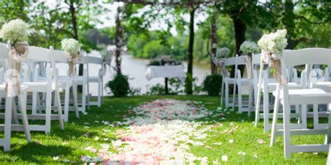 small wedding venues in maryland river house at the easton club weddings