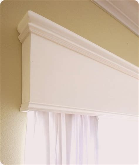 Simple Cornice Design How To Make A Wood Cornice Box Plans For Bedroom Furniture