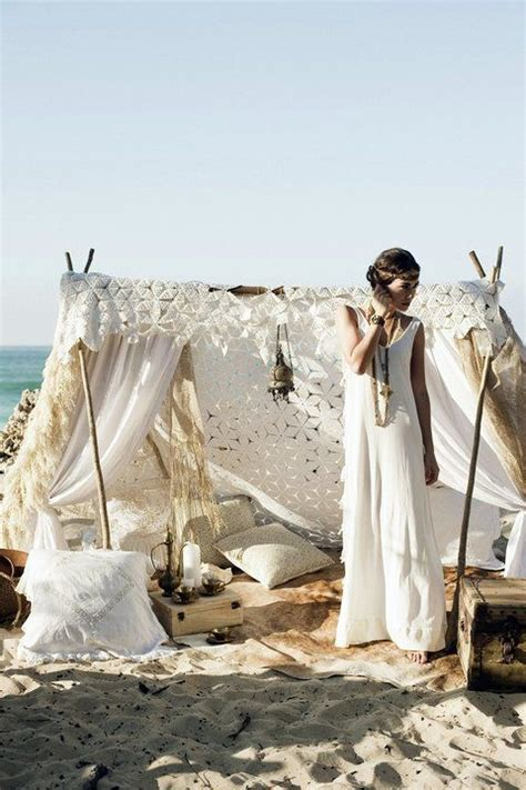 boho beach wedding ideas picture of relaxed boho chic beach wedding ideas 6