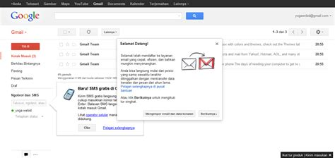 cara membuat email google indonesia cara daftar email di gmail