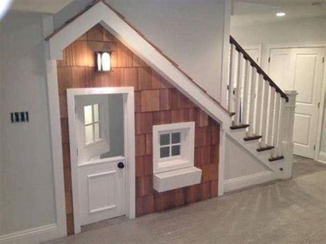 Miniature Dollhouse Kitchen Furniture by Original Storage Ideas Under Stairs Home Design Garden