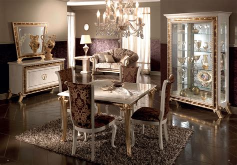 Monte Carlo Dining Room Set raffaello day arredoclassic dining room italy collections